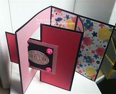 tri fold board designs mrs lincoln s inkin double tri fold card