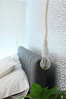 How To Make Rope Lights Blink How To Make The Diy Hanging Rope Lights Loop Line Lamps
