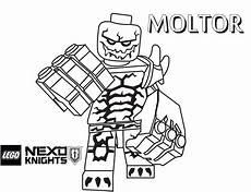 Lego Nexo Knights Ausmalbilder Lego Nexo Knights Para Colorear E Imprimir
