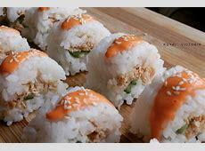 Blogger   Tuna sushi, Sushi without seaweed, Sushi