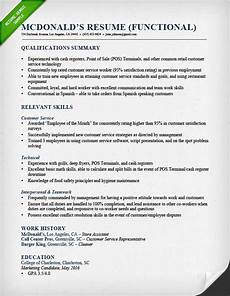 Technical Qualification In Resume Qualifications With Images Functional Resume Template