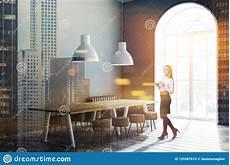 longue table a manger coin gris de salle 224 manger longue table femme image