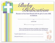 Baby Presentation Certificates Baby Dedication Certificate Discontinued Living Grace