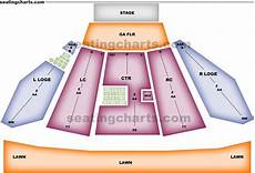 Merriweather Post Seating Chart 2018 Merriweather Post Pavilion Seating Chart With Images