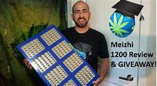 Led Grow Light Giveaway What Are Meizhi Lights Like Review Amp Giveaway Of Meizhi