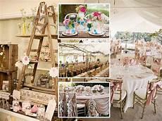 vintage wedding decorations 15 effortlessly romantic
