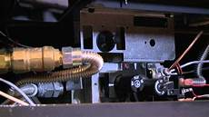 Heat And Glo Lighting Instructions Relighting Your Heatilator 174 Standing Pilot Fireplace Video