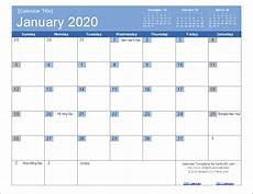2020 calendar templates with holidays 2020 calendar templates and images