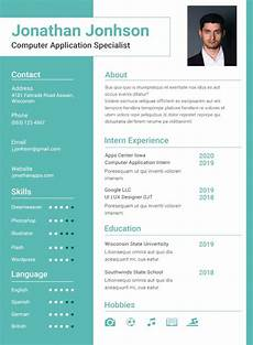 New Style Of Resumes 45 Fresher Resume Templates Pdf Doc Free Amp Premium