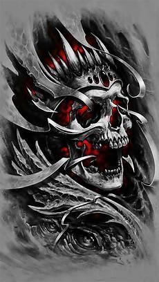3 Skull Designs Pin By Ken On Skulls Skull Design