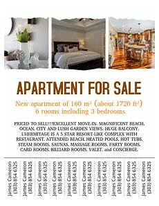 Free Apartment Advertising Customize 1 370 Real Estate Flyer Templates Postermywall