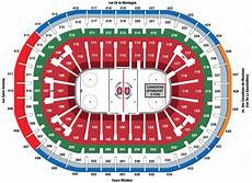 Bell Center Seating Chart Centre Bell Seating Chart