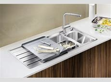 Stainless steel kitchen sinks   Blanco UK. Our full stainless steel sink range   BLANCO
