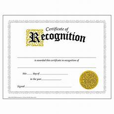 Text For Certificate Of Recognition Certificate Of Recognition 30 Pk Certificate Of