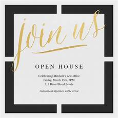 Business Open House Invitation Block Party Open House Invitation Template Free