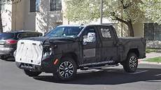 New 2020 Gmc 2500hd by 2020 Gmc Denali 2500 Hd Spied With Luxury Level