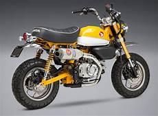 2019 Honda 125 Monkey by 2019 Honda Monkey 125 Exhausts Yoshimura Dyno Sound
