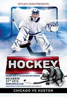 Hockey Flyer Template 25 Free Stylish Psd Flyers Template Designmaz