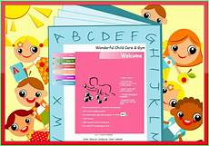 Daycare Template Child Day Care Centers Home Daycare Amp Family Child Care