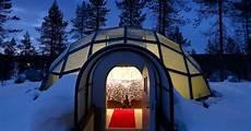 Northern Lights Glass Glass Igloos Northern Lights Kakslauttanen Resort
