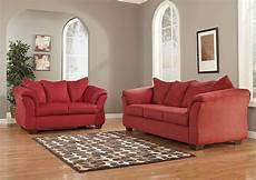 darcy salsa sofa loveseat pair perfectly with navy blue