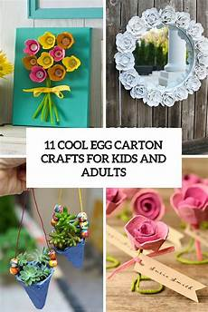 11 cool egg crafts for and adults shelterness