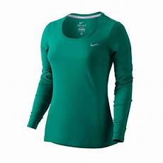 running shirts sleeve nike womens dri fit sleeve running shirt