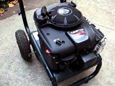 7 Hp Intek Briggs And Stratton Motor Youtube
