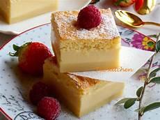 desserts facile et rapide g 226 teau magique 224 vanille 魔法香草蛋糕