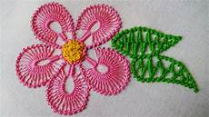 embroidery flower embroidery