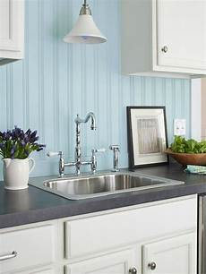 tile backsplashes for kitchens 25 beadboard kitchen backsplashes to add a cozy touch