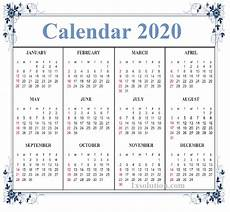 Daily Calendar 2020 Excel Calendar 2020 Excel Sheet Note Your Employee Attendance
