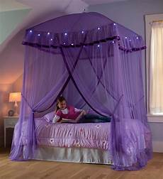 sparkling lights canopy bower for beds size to