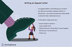 How Do You Write An Appeal Letter How To Write An Appeal Letter