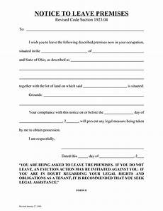 Free Eviction Form 10 Best Images Of Eviction Notice Florida Form Blank