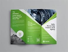 3 Fold Brochure Templates Pearl Professional Tri Fold Brochure Template 001202