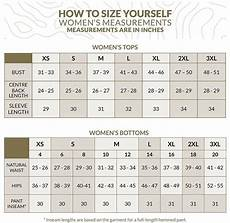 Size Guide Tilley