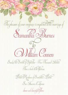 Print At Home Invitations An Elegant Wedding Quot Invitation Script Quot Font At 50 Off