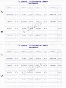 Football Printable Depth Charts 10 Football Depth Chart Template Excel Excel Templates