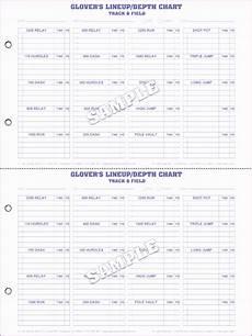 Football Team Depth Charts Printable 10 Football Depth Chart Template Excel Excel Templates