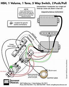 Duncan Designed Wiring Diagram Wiring Diagram For Seymour Duncan Stack Strat Pickups