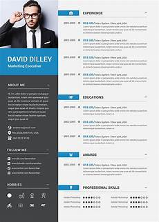 Free Cv Format Template 50 Free Resume Cv Template In Psd Ai Word Indd Sketch