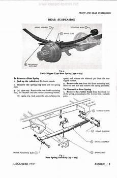 Ford Transit Mki Workshop Manual