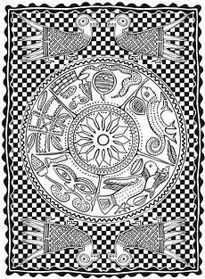 creative designs coloring book doodles