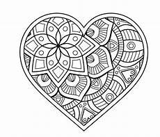Ausmalbilder Geburtstag Herz Malvorlage Herz Herz Ausmalbild Malvorlagen Und Ausmalen