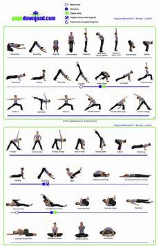 Yoga Sequence Chart Best 25 Yoga Poses Chart Ideas On Pinterest Yoga Chart