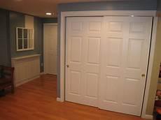 Sliding Closet Doors For Bedrooms Stylish Sliding Closet Doors With Mirror Bringing Charms