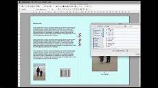 Open Office Templates Free Creating A Book Cover In Openoffice Writer Youtube