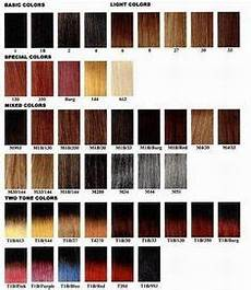 Boss Weave Color Chart Hair Weave Number Color Chart The Hair Tho Braiding