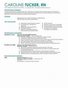 Entry Level Nursing Resume Objective Entry Level Nurse Resume Sample Sample Resumes